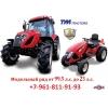 Трактора и минитрактора TYM